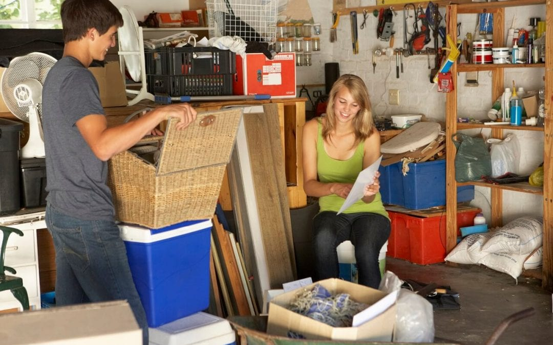 4 Smart Garage Storage Tips for Any Home