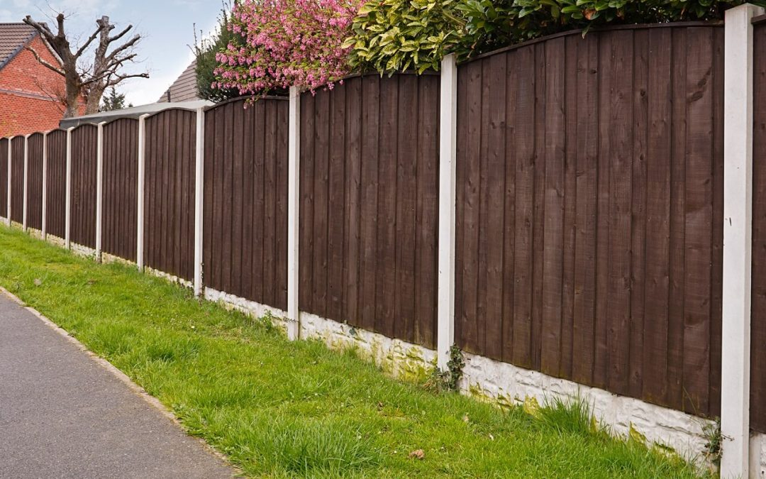 Helpful Advice for Planning a New Fence